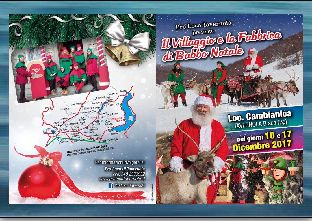 Arca dei Cani - Mercatini di Natale a Tavernola