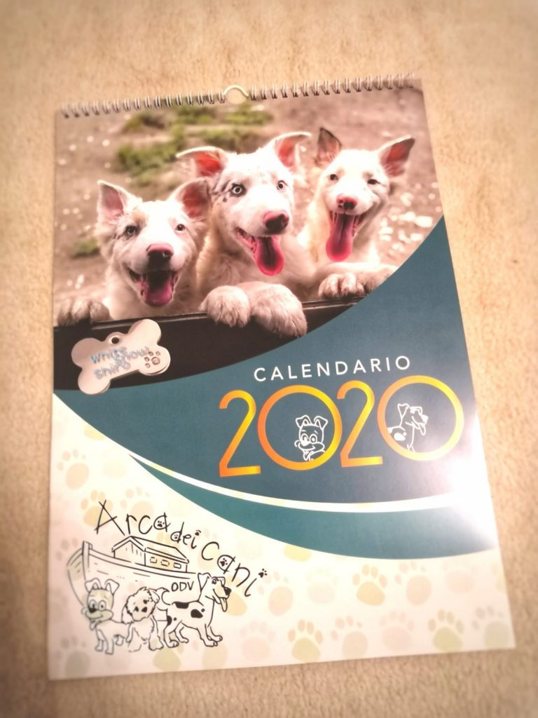 Calendario - Arca dei Cani